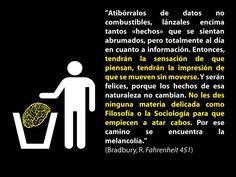 vía @Alazne San Jorge San Jorge González Bradbury .. y el cerebro