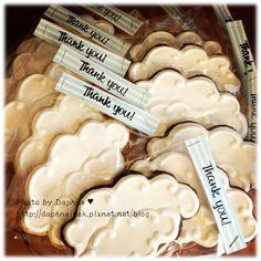 Cloud cookies.