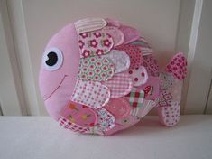 Baby Pillows, Kids Pillows, Animal Pillows, Baby Crafts, Felt Crafts, Fabric Crafts, Love Sewing, Sewing For Kids, Sewing Toys
