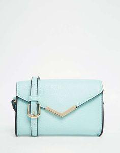 ASOS V Bar Mini Cross Body Bag $29 #10CrossbodyBagsForEveryDayWear #KathleenOng