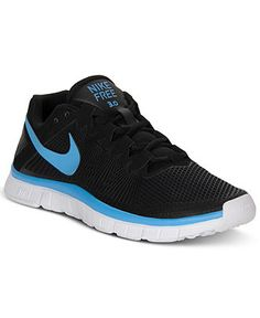 f04a83ce07 Nike Free Trainer 3.0 Running Sneakers from Finish Line Men - Finish Line  Athletic Shoes - Macy s