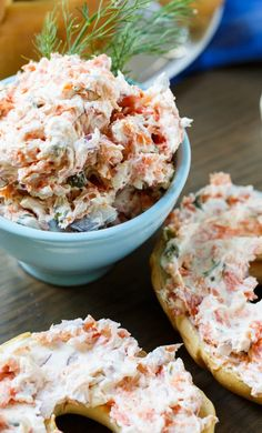 You Have Meals Poisoning More Normally Than You're Thinking That Creamy Smoked Salmon Spread Goes Great On A Bagel For Breakfast Or With Crackers As An Appetizer Smoked Salmon Spread, Smoked Salmon Appetizer, Smoked Salmon Recipes, Fish Recipes, Appetizer Recipes, Smoked Salmon Breakfast, Smoked Salmon Bagel, Brunch Recipes, Smoked Fish Dip