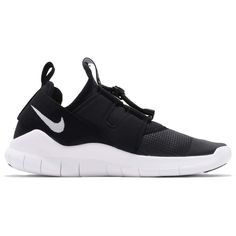 9d19cf2bf5f2b NIKE Womens WMNS Free RN CMTR 2018 Black White 10 US   For more  information