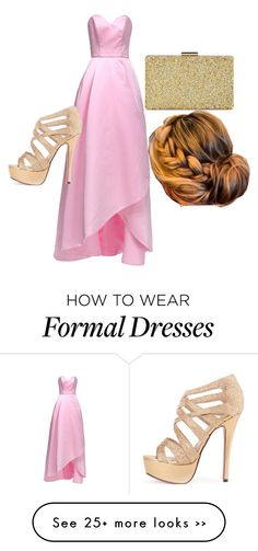 """""""Violetta formal party"""" by cachito-violetta on Polyvore"""