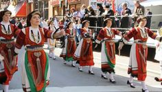Hello all, Today I will talk about one of the most complicated costumes of Greece, that of the Karagounai. The Karagouni are an . Greek Traditional Dress, Traditional Outfits, Greek Dancing, Dance Costumes, Greek Costumes, Thick Braid, Folk Clothing, Local Women, Folk Dance