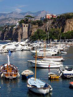Italy.. It's hard to beat! Italy Sorrento YachtWorldCharters