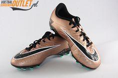 new arrival 545d1 d2bf7 Nike Hypervenom Phelon II brons kids voor- en zijkant (744943-903)