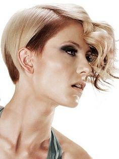 Hair Styles for Long Hair » creative short hair style