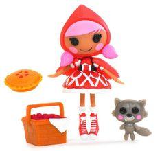 Mini Lalaloopsy - Scarlet Riding Hood - Fairy Tales Edition - Series 7/1