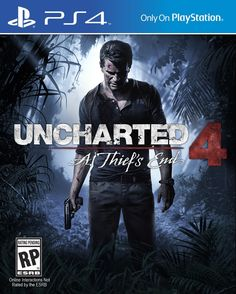 "... , the first released trailer for ""Uncharted 4: A Thief's End"" seems to have…"