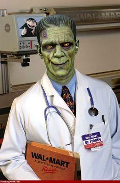 Frankenstein costume love the simplicity but so awsome ..fav pi for sept 12 2012