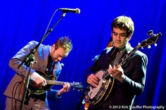 Noam Pikelny and Chris Thile