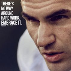 roger federer quotes #RogerFederer Motivational Quotes & Inspiration from the great champion