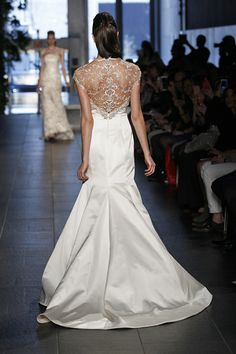 Beautiful Back Details from Spring 2014 Bridal Market - Wedding Dresses and Fashion Ideas