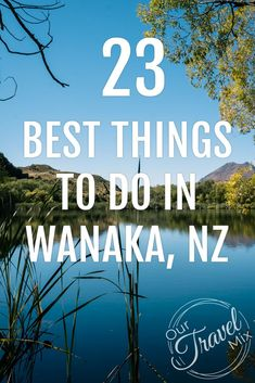 We've put together the 23 best things to do in Wanaka, New Zealand. We'll tell you the best photography spots (spoiler:Roy's Peak Wanaka and the Lavender Farm in Wanaka), and which attractions you won't want to miss. Nz South Island, North Island New Zealand, Wanaka New Zealand, Queenstown New Zealand, Visit New Zealand, New Zealand Travel, Scenery Photography, Amazing Photography, Night Photography