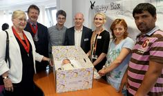 MOTHERS who give birth at a Haringey hospital will be given a free baby box to…