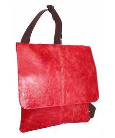 9715506173 Love this Red Corina Crossbody Bag by Nino Bossi Handbags on  zulily!   zulilyfinds