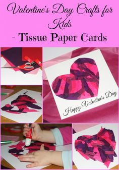 easy valentine's day crafts, easy valentine's day crafts for kids
