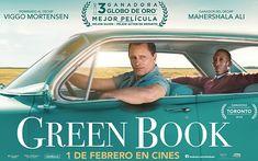 Green book Mahershala Ali, Viggo Mortensen, Bonnie Y Clyde, I Love Cinema, Drama, Green Books, Mail Boxes, Piano Man, Dramas