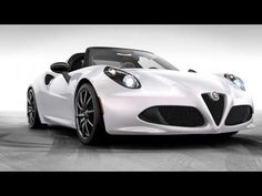 Génesis del Alfa Romeo 4C Spider en vídeo. Próxima tentación para amantes del Quore Sportivo