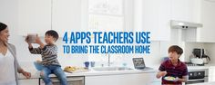 Stay connected to parents & your school's community w/ these 4 apps perfect for educators: http://intel.ly/1TVfSif