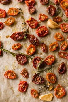 Roasted Cherry Tomatoes | Minimally Invasive