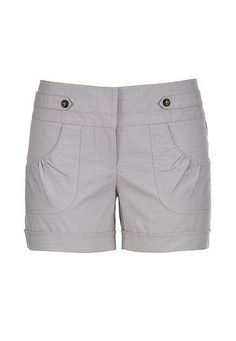 Smart gray shorts (original price, $34) available at #Maurices