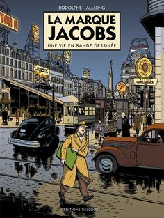 From our continental correspondent – EP Jacobs biography in comics Black Et Mortimer, Album Tintin, Europe Street, Comics Illustration, Bilal, Avengers, Ligne Claire, Film D'animation, Bd Comics