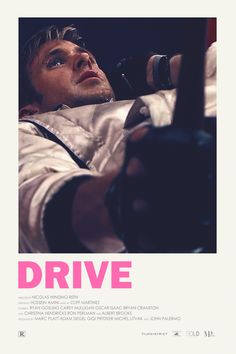 Drive alternative posters Best Movie Posters, Minimal Movie Posters, Minimal Poster, Cinema Posters, Movie Poster Art, New Poster, Drive Movie Poster, Poster Wall, Beau Film