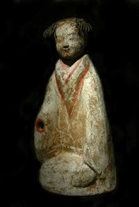 Reinette: Chinese Figurines and Statues from Eastern Zhou to the Tang Dynasties