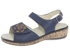 Click to see the Tara Softline leather sandal.