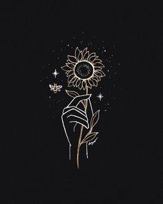 Unique 30 sunflower small tattoos design ideas for women - - Black Aesthetic Wallpaper, Black Wallpaper, Aesthetic Iphone Wallpaper, Aesthetic Wallpapers, Pastel Wallpaper, Snake Wallpaper, Cute Wallpaper Backgrounds, Screen Wallpaper, Cute Wallpapers