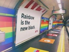 Image about black in lgbtq+ positive Under Your Spell, Lgbt Memes, Gay Aesthetic, Rainbow Aesthetic, Lgbt Community, Cute Gay, Gay Pride, Quotes, Rainbows