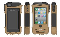 What do you guys think about this SOLAR powered battery backup and LIFE-PROOF case!?