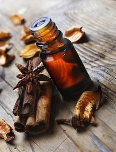 Mix several drops of cinnamon bark oil with 50% water and 50% denatured alcohol. Spray bedding, carpets etc to get rid of dust mites.