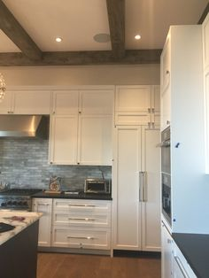 client likes these cabinets