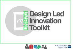Design Led Innovation (for QUT School of Design) - Matthew Buckley