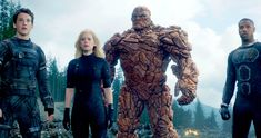 'Fantastic Four' Is a Box Office Bomb with $11.3M Opening -- 'Fantastic Four' has the lowest opening day for any Fox superhero movie including 'Daredevil'. -- http://movieweb.com/fantastic-four-movie-2015-box-office-bomb-opening/