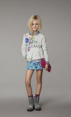 Pepe Jeans London for Kids - Pepe Jeans Kids Clothing | Melijoe.com
