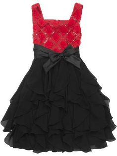 Tween Little Miss Christmas Dress 7 to 16 Years Now in Stock ...