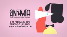 Anima Festival 2016 Leader – Illustrations are made by Sue Doeksen