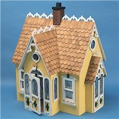 The Buttercup Cottage Dollhouse Kit by Corona $19.99 best price I've found