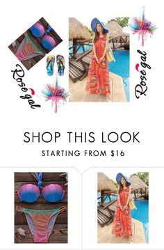 """""""I like summer"""" by amela83 ❤ liked on Polyvore featuring Givenchy"""