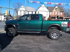 2012 Ram 2500 with lift kit and lots of extras!