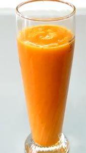 Jugo Multivitamínico De Naranja, Kiwi Y Zanahoria