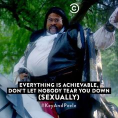 "Key and Peele - @KeyAndPeele  -  #KeyAndPeele - http://www.cc.com/shows/key-and-peele - Funny & Funky Side Of Life - Funk Gumbo Radio: http://www.live365.com/stations/sirhobson and ""Like"" us at: https://www.facebook.com/FUNKGUMBORADIO"