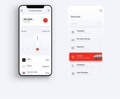 Alfa-Bank – Redesign on Behance mobile bank Web Design, App Ui Design, Interface Design, User Interface, Design Layouts, Flat Design, Card Ui, App Design Inspiration, Mobile Ui Design