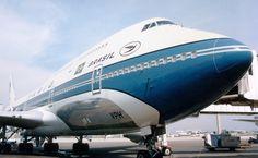 No final da década de 1970, a Varig estava consolidada como empresa internacional brasileira, já que detinha virtual monopólio desse serviç...