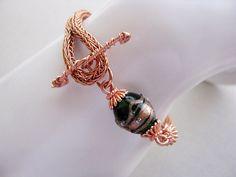 Wonderful Viking Knit Closure byAlbina M of Artistic Life.