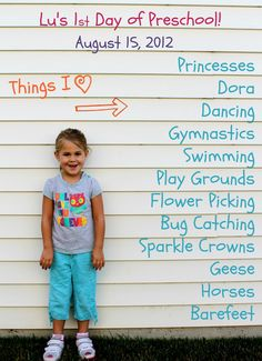 In a few years, you'll be glad to have a reminder of everything your cutie pie loved when they were little. Create one for your kid with a user-friendly photo editor, like Picmonkey. See more at Sunshine Praises »  - GoodHousekeeping.com